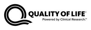 QOL Logo BW